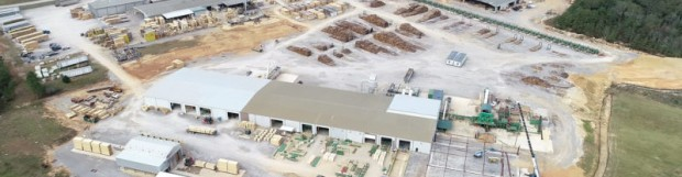 SUNBELT FOREST VENTURES OPENS NEW $30 MILLION SOUTHERN YELLOW PINE LUMBER SAWMILL IN SELMA, AL